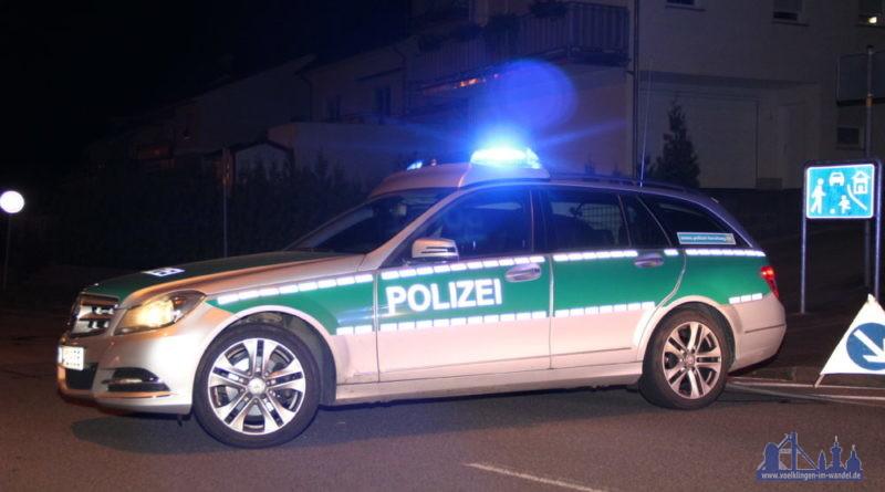 Polizei (Symbolfoto/Archiv/Hell)