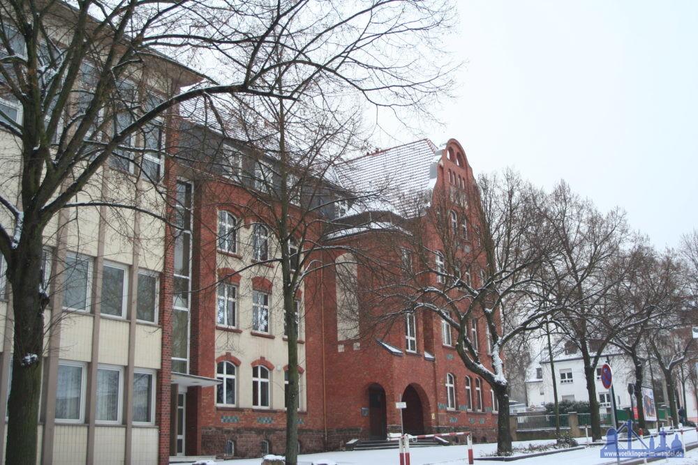 Mühlgewann im Schnee (Foto: Hell/Archiv)