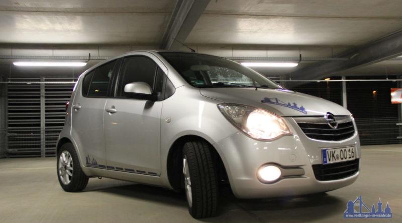 Symbolfoto Auto