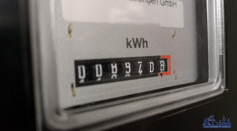 Stromzähler (Symbolfoto: Hell)