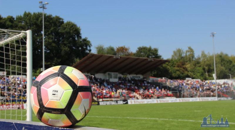 Fußball ; Symbolfoto/Archiv: Hell