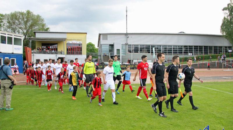 Der SV Röchling konnte Bissingen mit 1:0 schlagen (Foto: Hell)