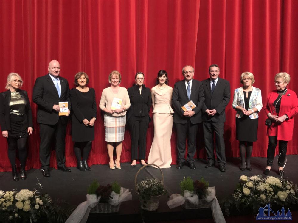 Neujahrskonzert in Forbach: Partnerstädte stellen Jahresprogramm vor