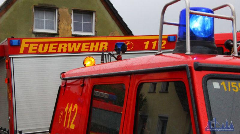 Feuerwehr (Symbolisch; Foto: Hell)