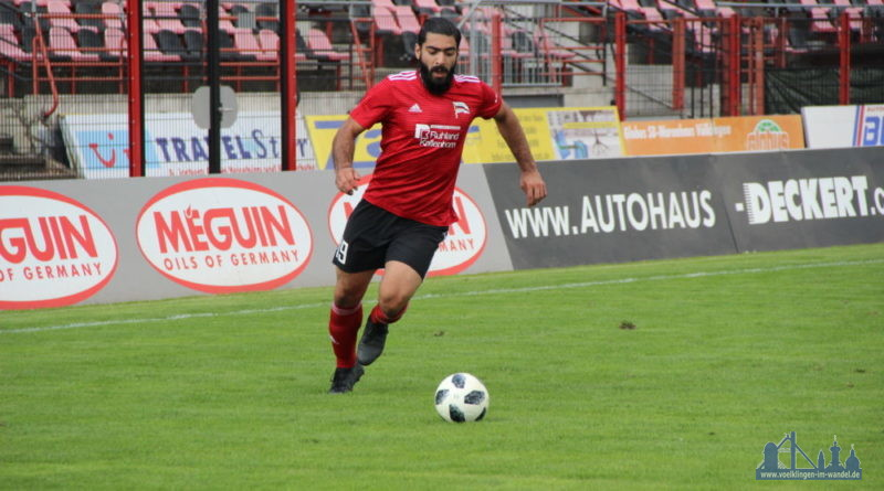 Maziar Namavizadeh schlug sofort mit einer Bestleistung ein (Foto: Hell)