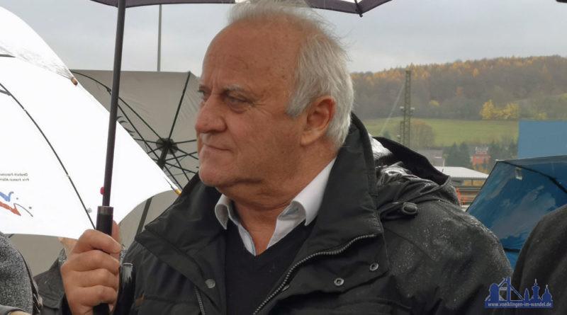 Innenminister Klaus Bouillon (Foto: Hell/Archiv)