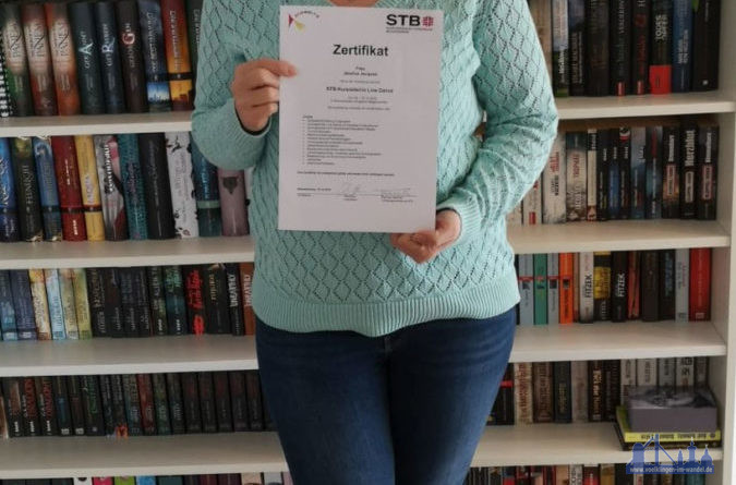 Jessica Jacques (Foto: Privat/TSC Royal im TV Völklingen)