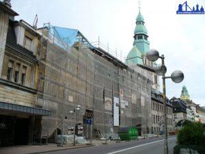 Sanierung der Jugendstil-Häuser
