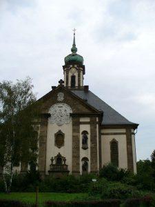 Versöhnungskirche Völklingen (Foto: Hell)