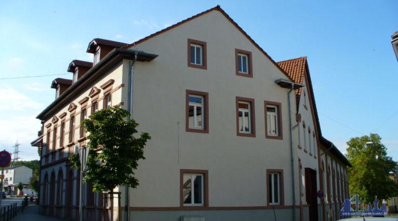 Die Kulturhalle in Völklingen-Wehrden (Foto: Hell/Archiv)