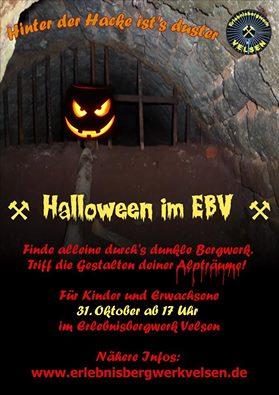 Halloween im EBV 2016
