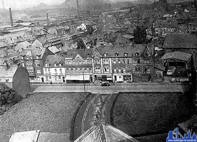 Poststrasse am 19.05.1951