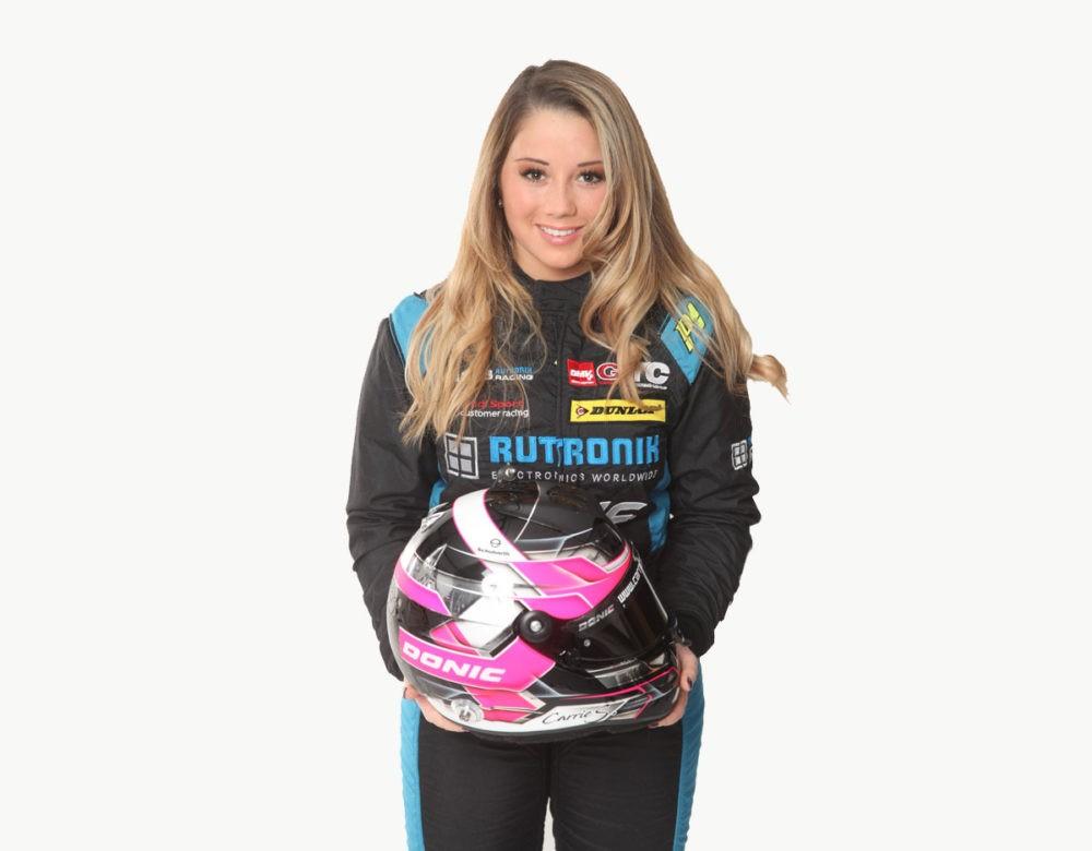 Carrie Schreiner mit einigen interessanten Projekten in 2019 | Foto: motorsport-xl.de