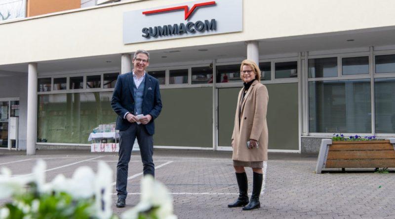 Summacom in Völklingen-Foto: Holger Kiefer