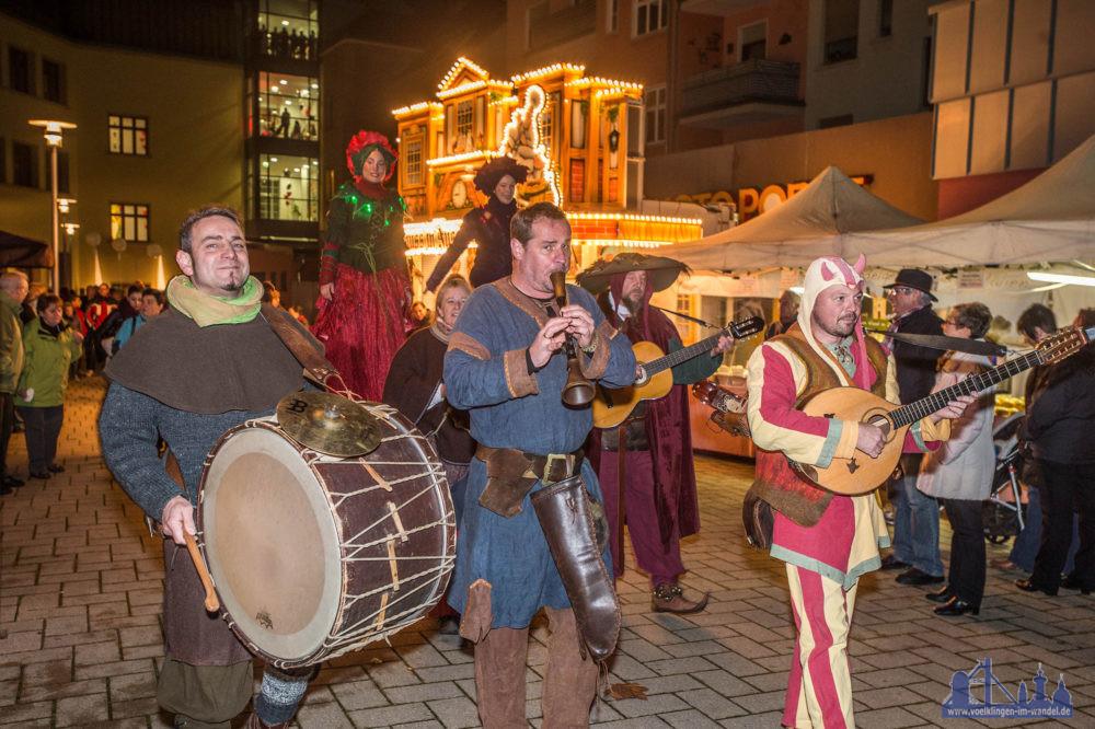 Mondscheinmarkt - Fotonachweis: Stadt Völklingen/H. Jenal