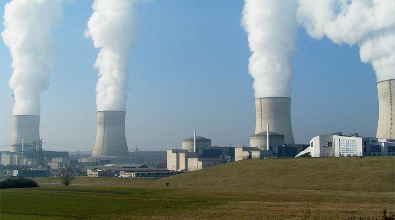 Stefan Kühn - Eigenes Werk Kernkraftwerk in Cattenom, Frankreich (CC BY-SA 3.0)