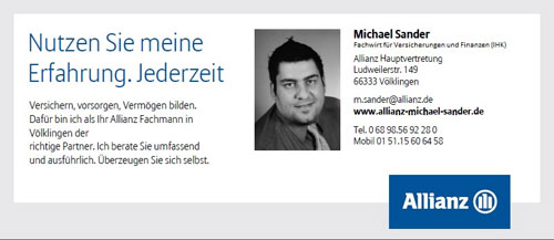 Allianz Hauptvertretung Michael Sander