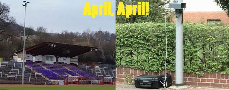 April April! Aprilscherz-Auflösung