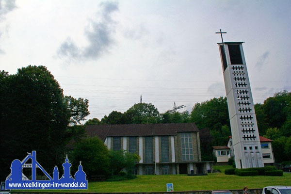 Die Auferstehungskirche (Foto: Hell)