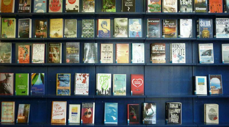 Bücher in der Völklinger Stadtbücherei (Foto: Stadt VKL)