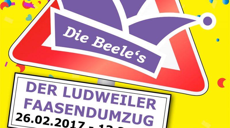 Umzug Ludweiler 2017