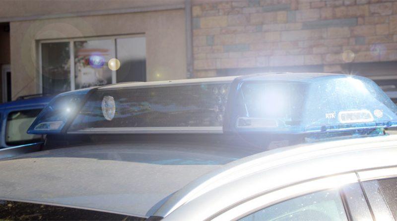 Polizei im Einsatz (Symbolfoto: Hell)