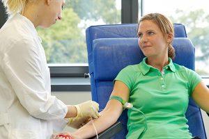 Foto: DRK-Blutspendedienste