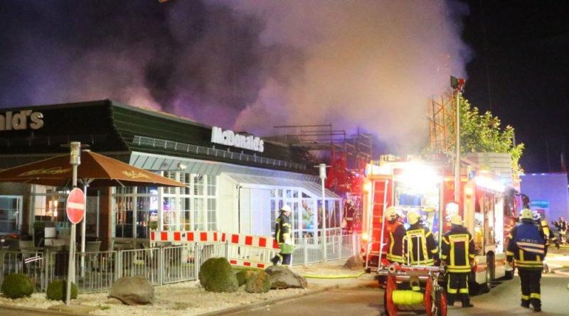 Frisch Renoviert: Heute nach Opfer der Flammen. (Foto: Avenia)