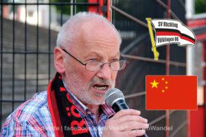 Wolfgang Brenner äußert sich zum Thema chinesische U20 in der Regionalliga (Foto: Hell)