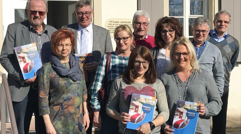 """""""Dass interkommunale Zusammenarbeit in der Praxis funktioniert, beweist die erfolgreiche Kooperation im Bereich Tourismus schon seit Jahren"""", freute sich Oberbürgermeister Klaus Lorig. (Foto: Stadt VKL)"""