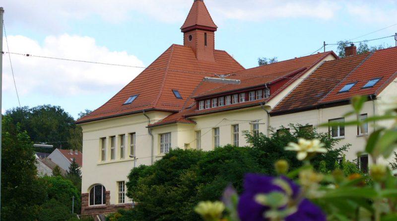 Das ehemalige Bürgermeisteramt in Ludweiler (Foto: Hell)