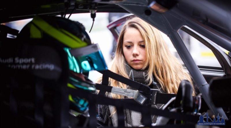 Carrie Schreiner konnte die erste Punkte im ADAC GT Masters sammeln (Foto: Dirk Pommert)