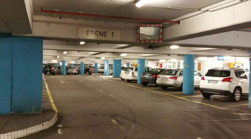 Die City-Tiefgarage ist wieder geöffnet (Archivfoto: Hell)
