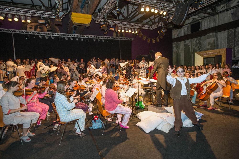 concert de lycees 2015 Foto: Stadt VKL;Jenal