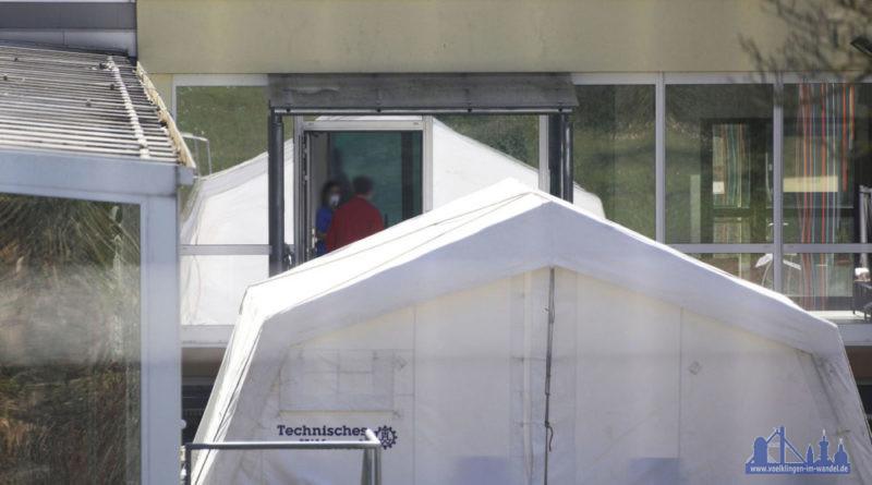 Gesundheitsamt: Zwei weitere Corona-Todesfälle im Regionalverband