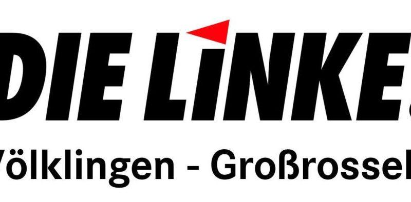 Die Linke Völklingen - Großrosseln (Logo)
