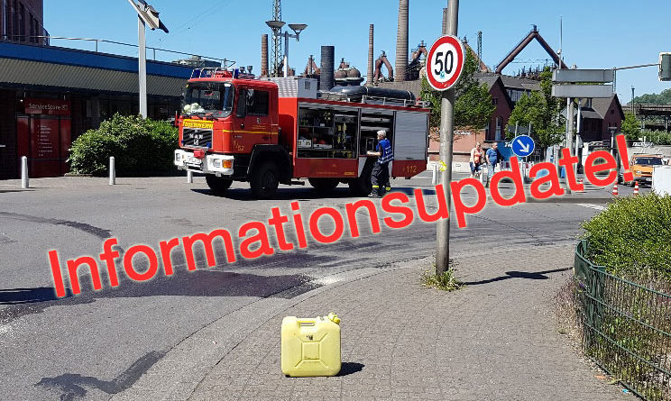 Neue Informationen zur Dieselspur von gestern! (Foto: Hell)