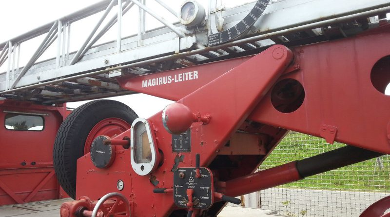 Auch der Leiterpark benötigt eine renovierung (Foto: Maier)