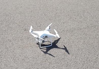 """""""Drohne"""" von https://www.voelklingen-im-wandel.de ist lizenziert unter einer Creative Commons Namensnennung - Nicht-kommerziell - Weitergabe unter gleichen Bedingungen 4.0 International Lizenz."""