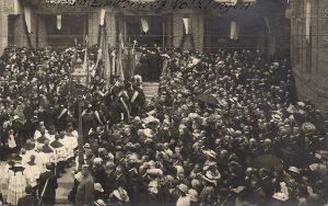 Einweihungsfeier um St.Eligius (Sammlung Strempel)