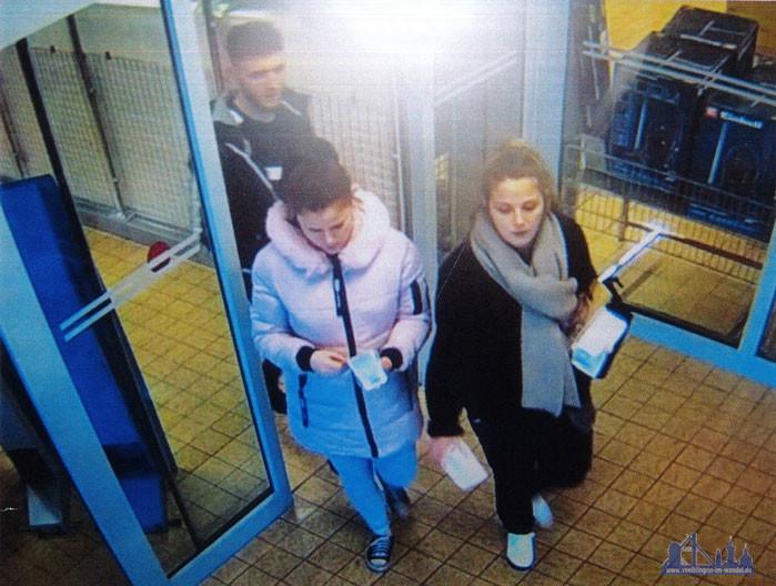 POL-VK: Öffentlichkeitsfahndung nach Diebstahl