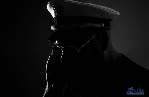 Achtung: Falscher Polizeibeamter am Telefon! Quelle:Landespolizeipräsidium Saarland