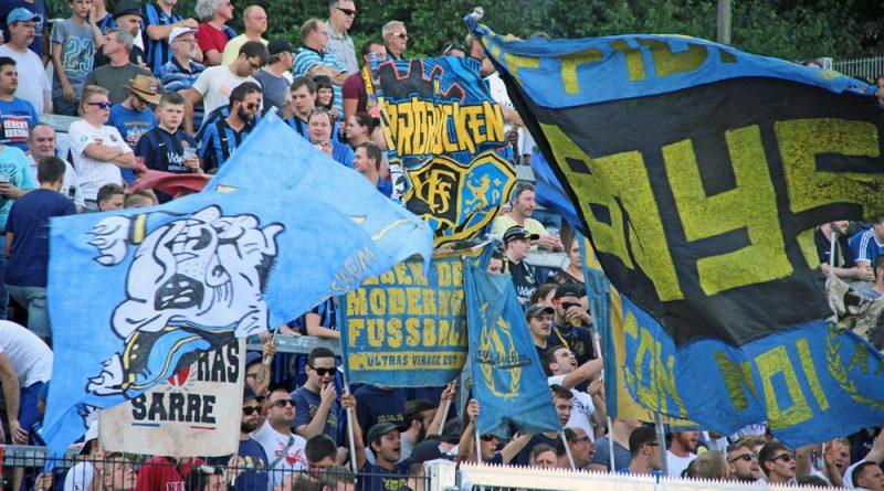 Die FCS-Fans wollen wieder jubeln (Foto: Hell)