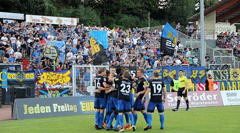 Gelungener Auftakt in 2017: FCS siegt 3:0 (Archiv-Foto: Hell)