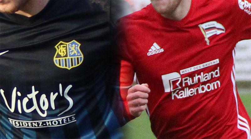 Ein mögliches Duell der Regionalliga-Saison 2017/2018: SV Röchling Völklingen gegen den 1.FC Saarbrücken (Fotos: Hell)