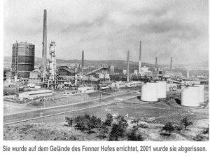 Die Inbetriebnahme der Kokerei erfolgte am 14. Juli 1959 und ging nach fast genau 40 Jahren am 30. Juli 1999 endgültig außer Betrieb.