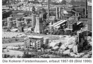 Kokerei Fürstenhausen