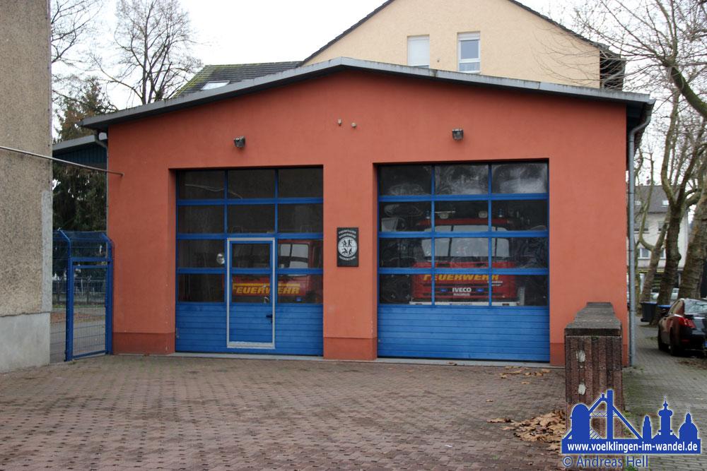 Feuerwache Luisenthal