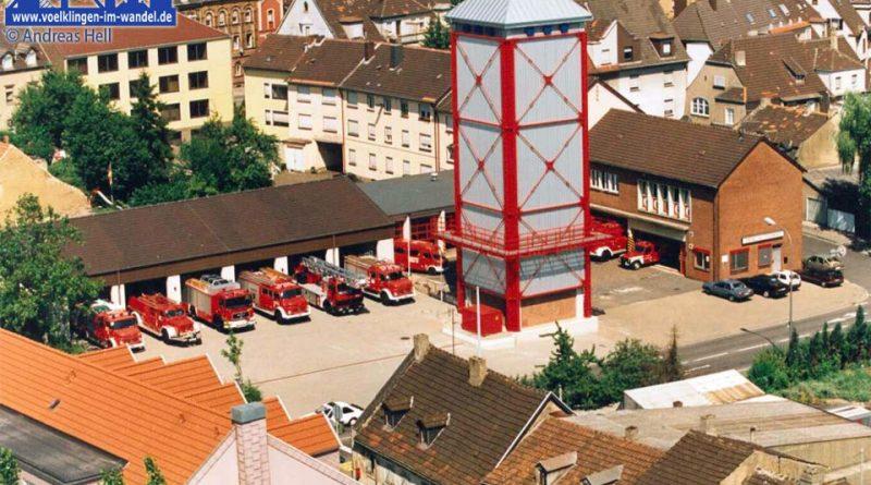 Die Feuerwehr Völklingen 1996 © Hell