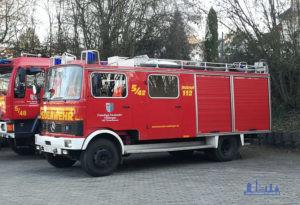 Außer Dienst gestellt: Mercedes-Benz 813 mit Bachert Aufbau - hier das baugleiche Fahrzeug aus Fürstenhausen (Foto: Archiv)